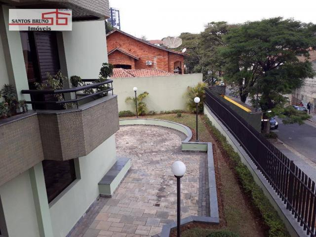 Apartamento com 4 dormitórios à venda, 117 m² por R$ 949.000,00 - Vila Palmeiras - São Pau - Foto 7