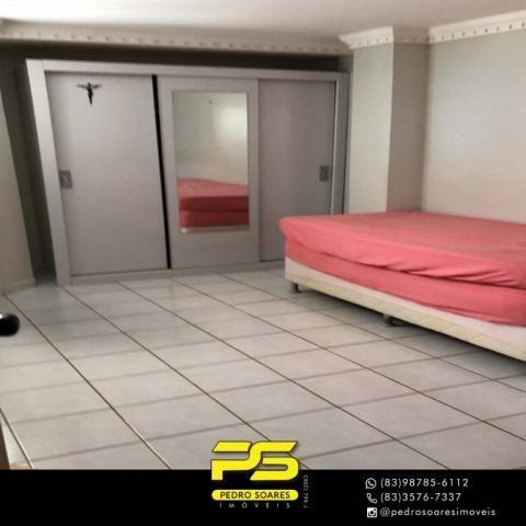 Apartamento com 3 dormitórios à venda, 147 m² por R$ 440.000 - Intermares - Cabedelo/PB - Foto 7