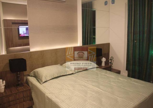 Apartamento no Serenitá Cócó com 3 dormitórios à venda, 98 m² por R$ 799.900 - Cocó - Fort - Foto 17