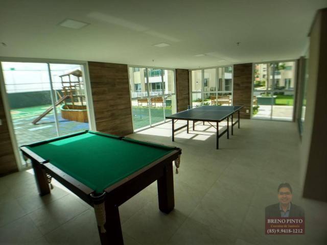 Apartamento à venda, 54 m² por R$ 430.000,00 - Fátima - Fortaleza/CE - Foto 18