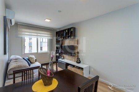 Apartamento à venda com 1 dormitórios em Higienópolis, Porto alegre cod:VP87325 - Foto 5