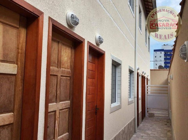 Casa 2 dormitórios no Bairro Canto do Forte em Praia Grande SP - Foto 4
