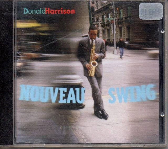 Cd - Jazz - Donald Harrison - Nouveau Swing