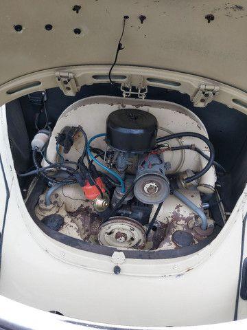 Fusca 1974 Fusca 1300 VW Bege - Foto 5