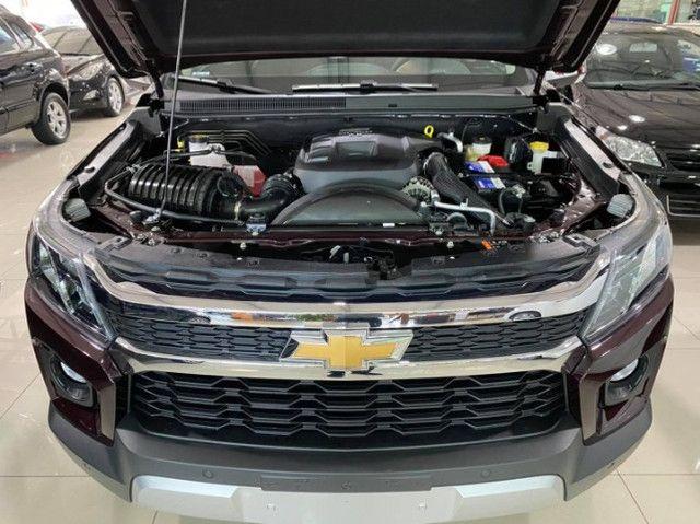 S10 LTZ 2020/2021 (ZERO) Automática 4X4 Diesel Completa - Foto 10