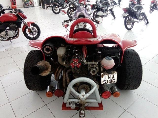 Triciclo cemim motor 2.0 ap injetado - Foto 5