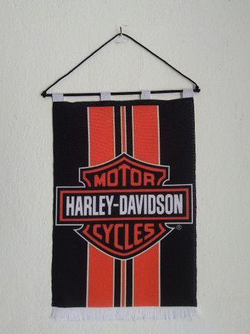 Flamula decorativa Harley Davidson