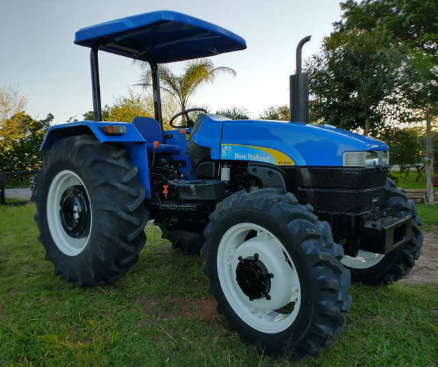Trator New Holland TT 3840 - Foto 2