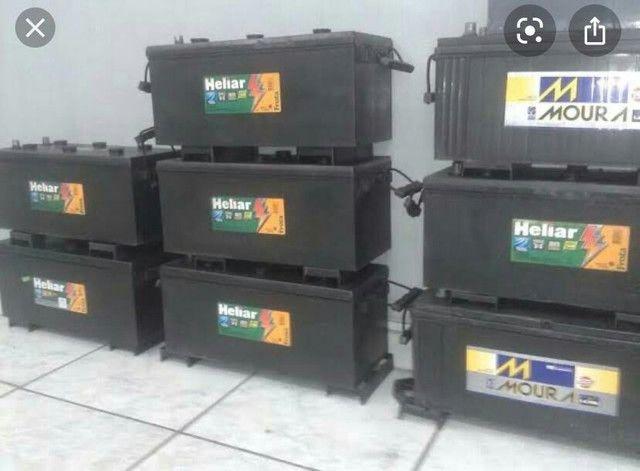 Segundona para desapegar com as ofertas das baterias - Sucatas de baterias  - Foto 2