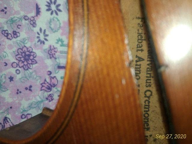 Violino Stradivarius Antigo