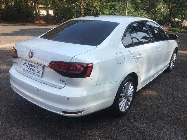 VW Jetta Confortline 1.4 TSI Automático 2018 Na garantia de fábrica!! - Foto 8
