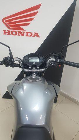 Honda Fan 160 0km Mega Feirão Cometa x Santander - Foto 2