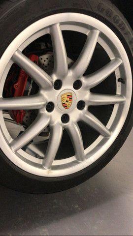 Rodas Originais Porsche 19 5x130 Duas talas - Foto 9