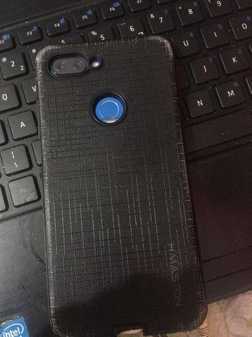 Xiaomi mi 8 lite semi novo - Foto 3