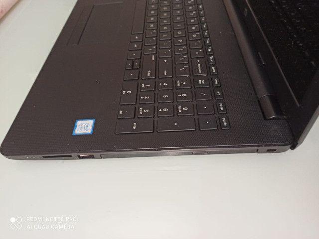 "Notebook HP 15.6"" - 8GB Ram - 1TB de HD - Semi Novo - Foto 2"