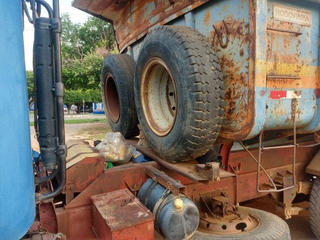 Caminhão caçamba - Foto 5