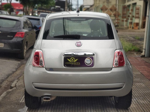 Fiat 500 1.4 Cult 2012 - Foto 6