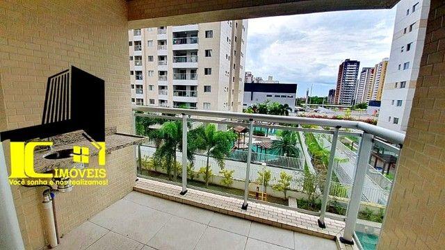 Apartamento com 2 Quartos/Suíte e Vaga de Garagem Coberta - Foto 16
