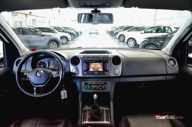 Volkswagen Amarok 2.0 HIGUILINE 4X4 4P - Foto 7