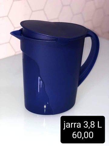 Jarra Murano tupperware 3,8 litros promoção