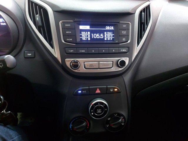 Hyundai hb20 1.0 confort 2017/2017 - Foto 12