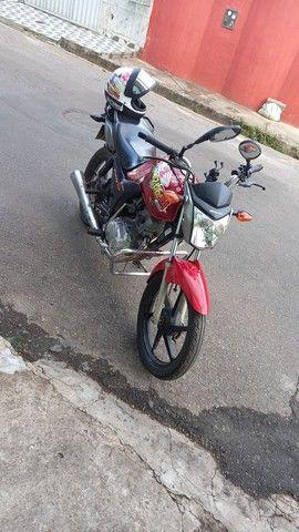 Moto Fan 125  ano 2015 - Foto 2