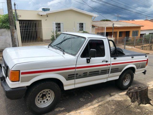 F-1000 Gasolina - Vendo ou Troco por carro até 15.000