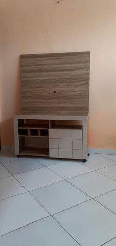 Painel com armário