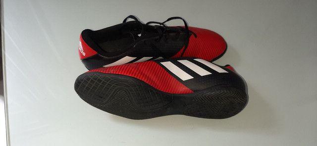Chuteira Futsal Adidas - NOVA - Foto 2