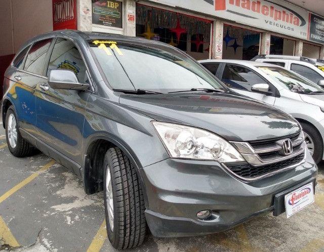 Honda CRV 2011 exl top de linha! - Foto 3