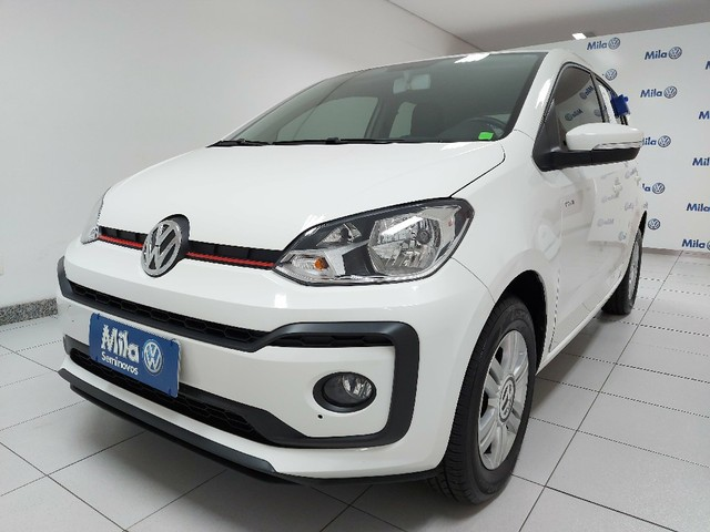 VOLKSWAGEN UP 1.0 MPI MOVE UP 12V FLEX 4P MANUAL - Foto 2