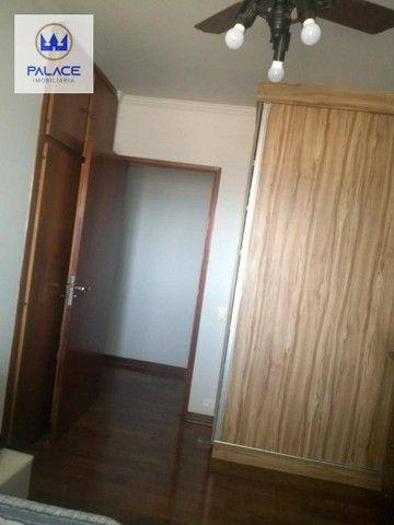 Apartamento com 3 dormitórios à venda, 126 m² por R$ 450.000 - Paulista - Piracicaba/SP - Foto 11