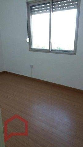 Apartamento com 3 dormitórios para alugar, 65 m² por R$ 1.000/mês - Centro - São Leopoldo/ - Foto 15