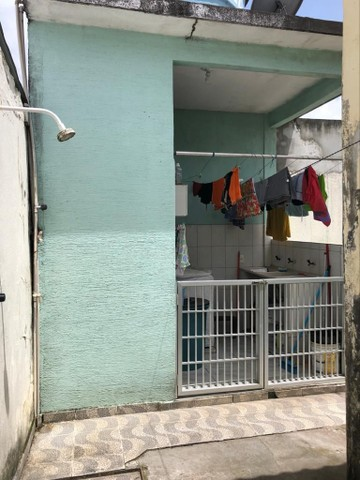Vendo uma linda casa Localizado no Nova Cidade. Avista ou trocar + volta.  - Foto 9