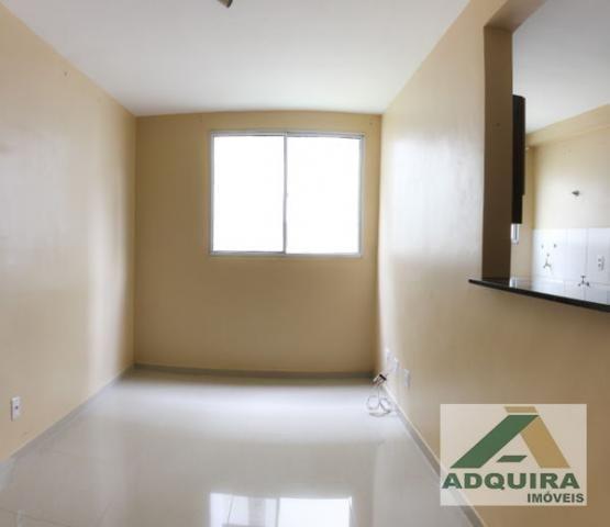 Apartamento com 2 quartos no Condomínio Residencial Spazio Pontal dos Pinheiros - Bairro - Foto 2