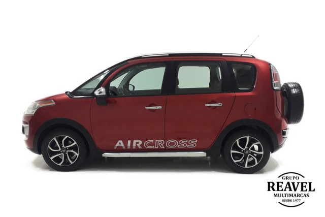 Citroen Aircross | 2011-2012 | 1.6 Exclusive 16V Flex 4P Manual - Foto 2