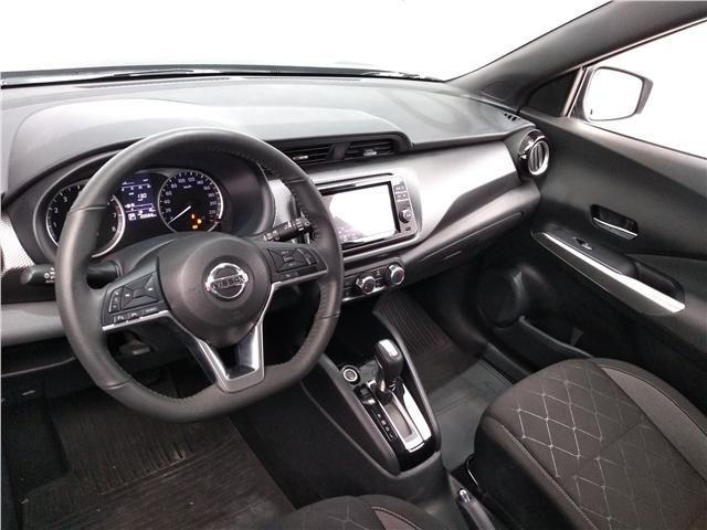 Nissan Kicks 1.6 16v flexstart sv 4p xtronic - Foto 8