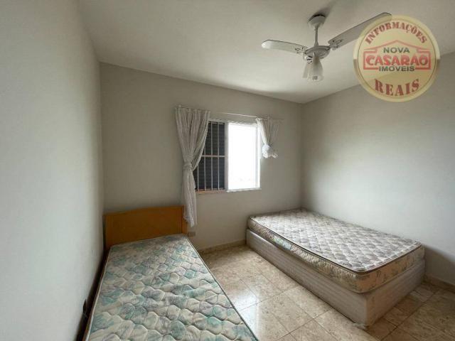 Apartamento com 2 dormitórios à venda, 72 m² por R$ 330.000 - Guilhermina - Praia Grande/S - Foto 17