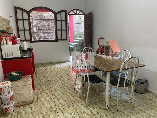 Casa para alugar em Ibirité, bairro Ouro Negro, próximo a Betim, avenida - Foto 2