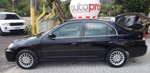 Civic Sedan LX LXL 1.7 16V 115cv Aut. 4p - Foto 3