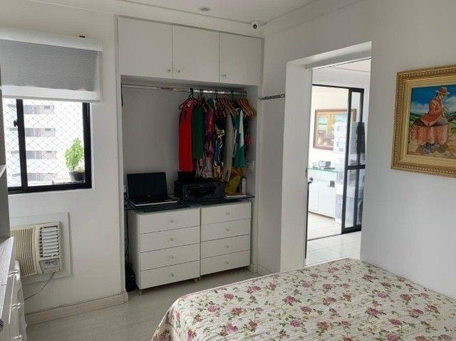 Apartamento em Boa Viagem, lindo, com 3 quartos, 2 vagas e vista mar. - Foto 16