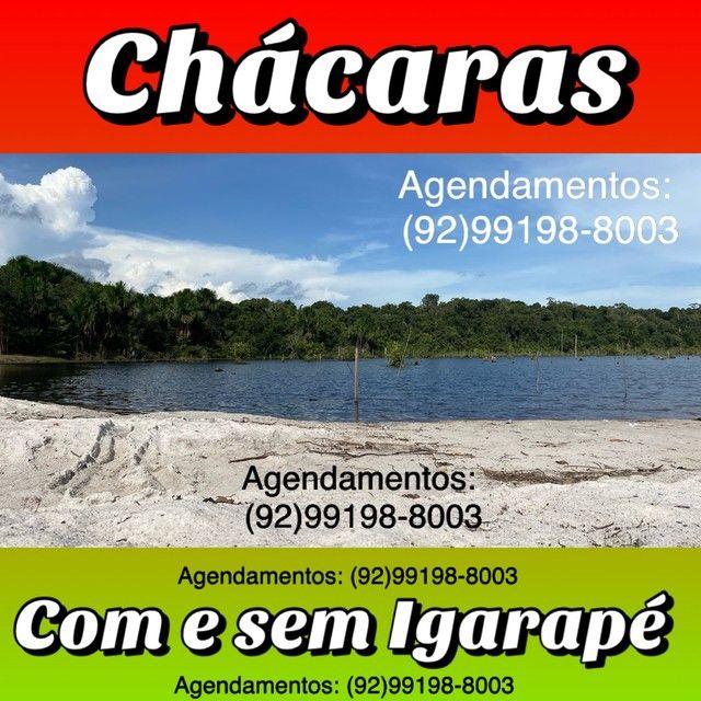 Chácaras na Manoel Urbano, com e sem Igarapé!!! San_Raphael 1.000m2