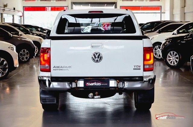Volkswagen Amarok 2.0 HIGUILINE 4X4 4P - Foto 5