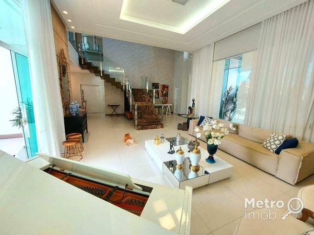 Casa de Condomínio com 5 quartos à venda, 600 m² por R$ 4.800.000 - Cohama - São Luís/MA - Foto 9