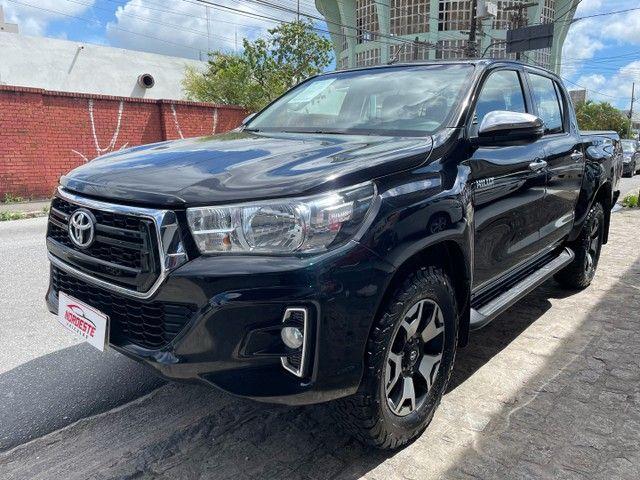 Hilux SRV 2.8 4x4 Automatic 2019
