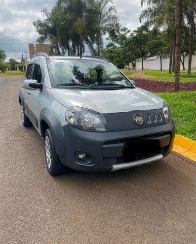 Fiat Uno 1.0 Way Flex (parcelamos) - Foto 8