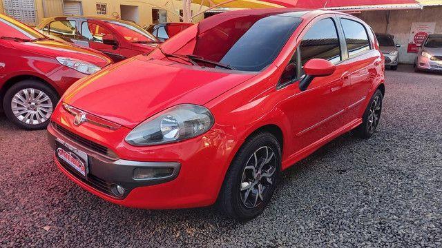 Fiat punto Sporting 1.8 flex novinho top