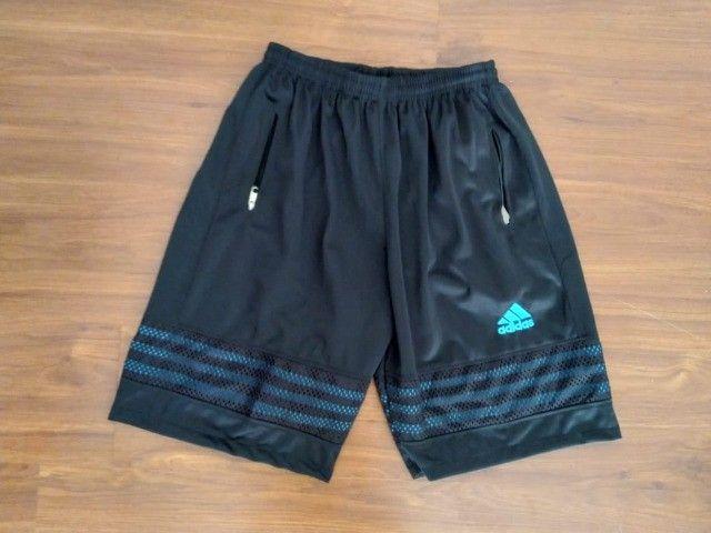Bermudas Adidas - entrego, passo cartão, pix