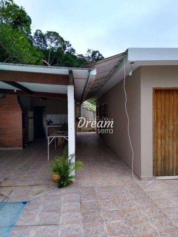 Casa com 4 dormitórios à venda, 261 m² por R$ 450.000,00 - Colônia Alpina - Teresópolis/RJ - Foto 15