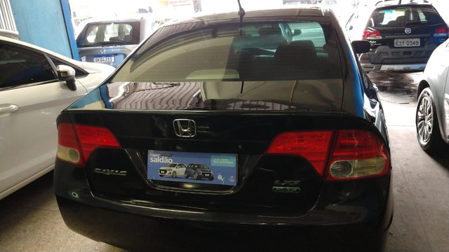 Honda Civic LXS  2008 1.8 carro automático - Foto 12